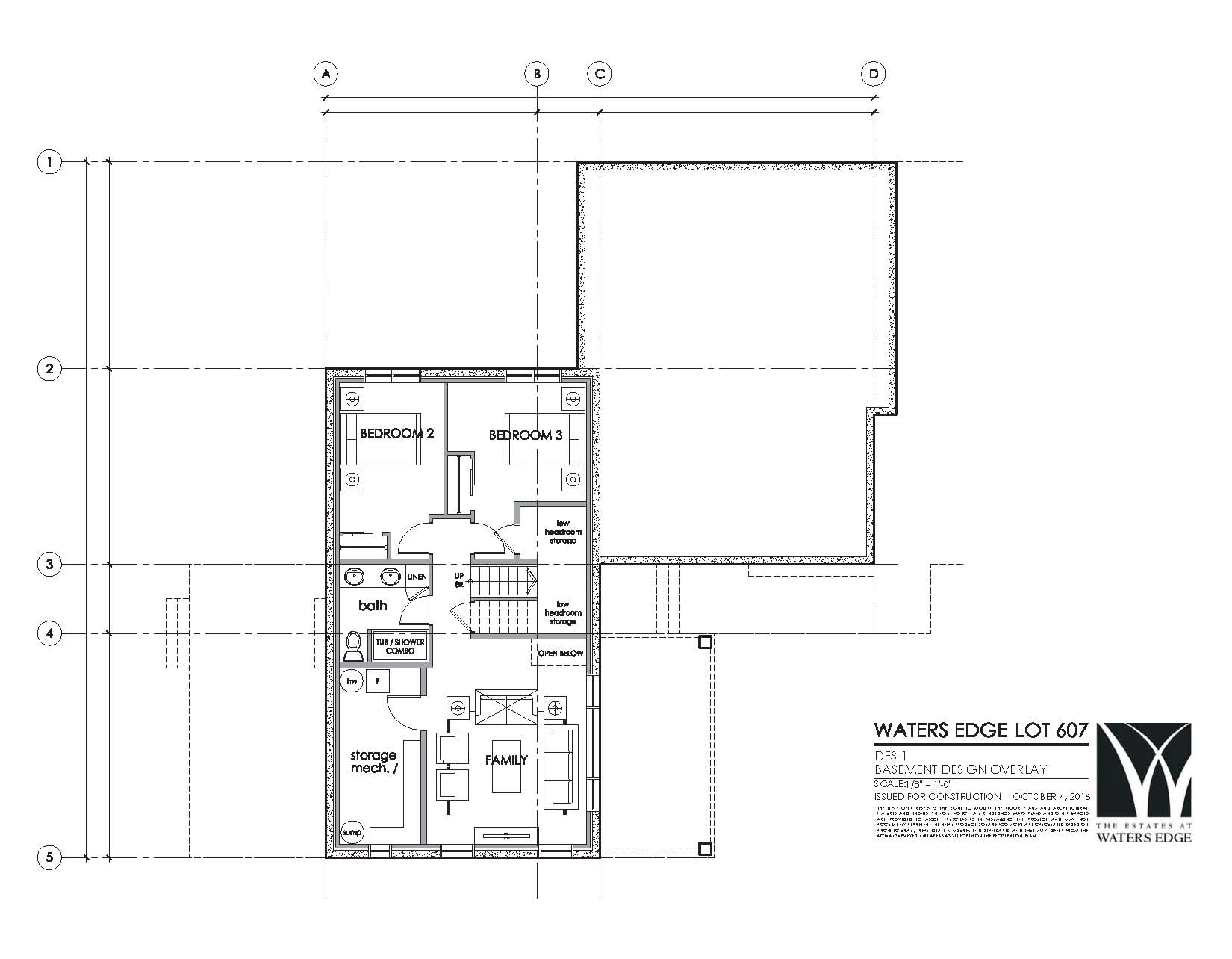 Basement | 933 sq ft