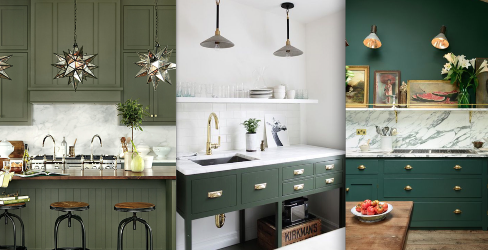 2017 colour trends seeing green in the kitchen the estates at