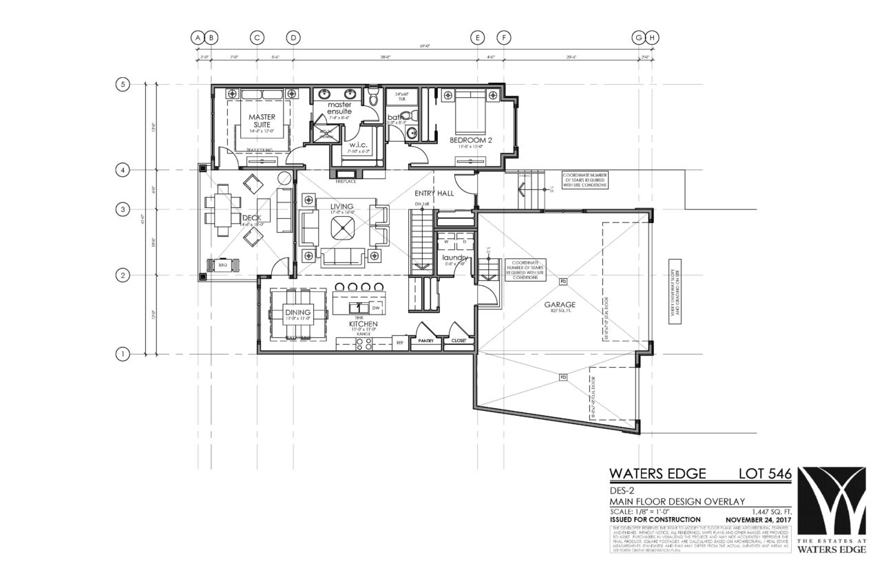 Main Floor | 1447 sq ft