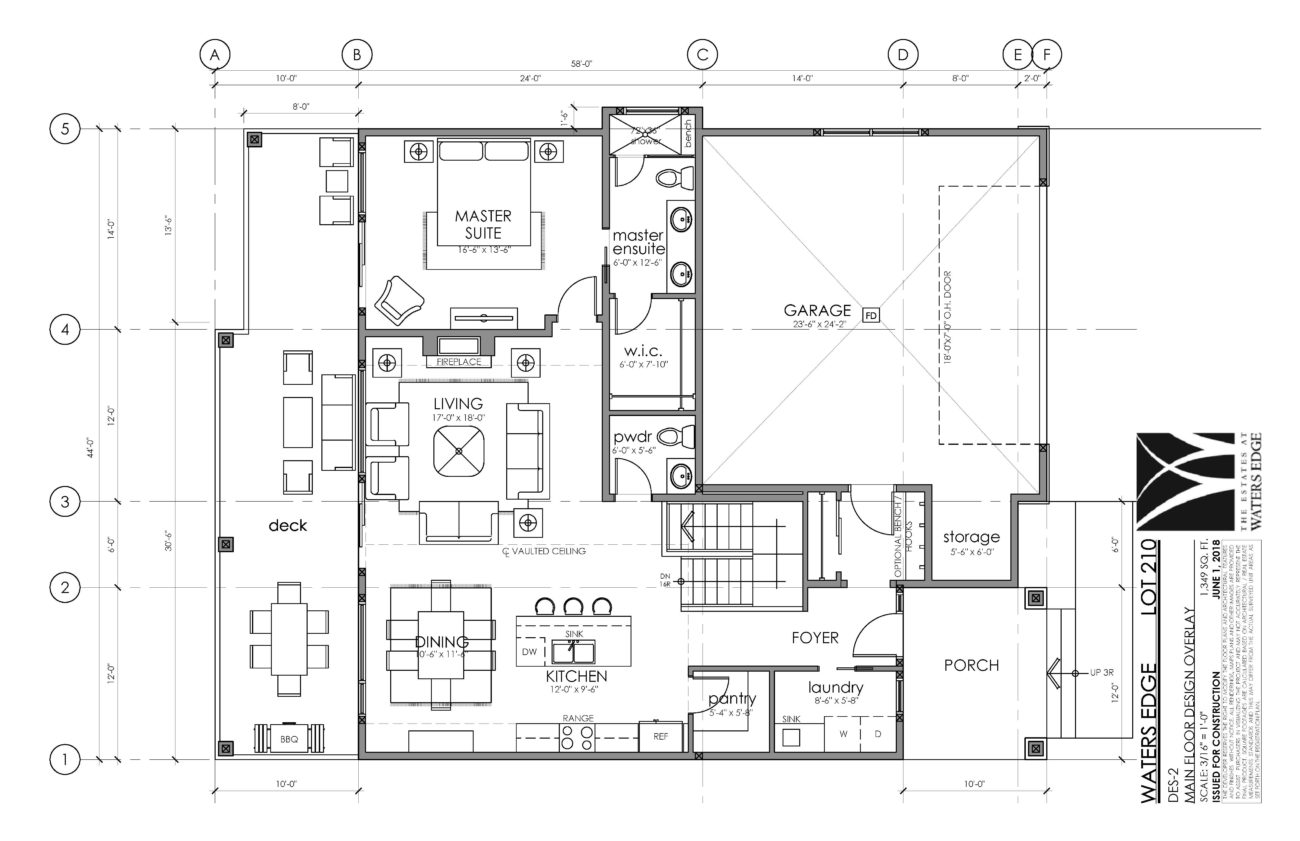 Main Floor | 1349 sq ft