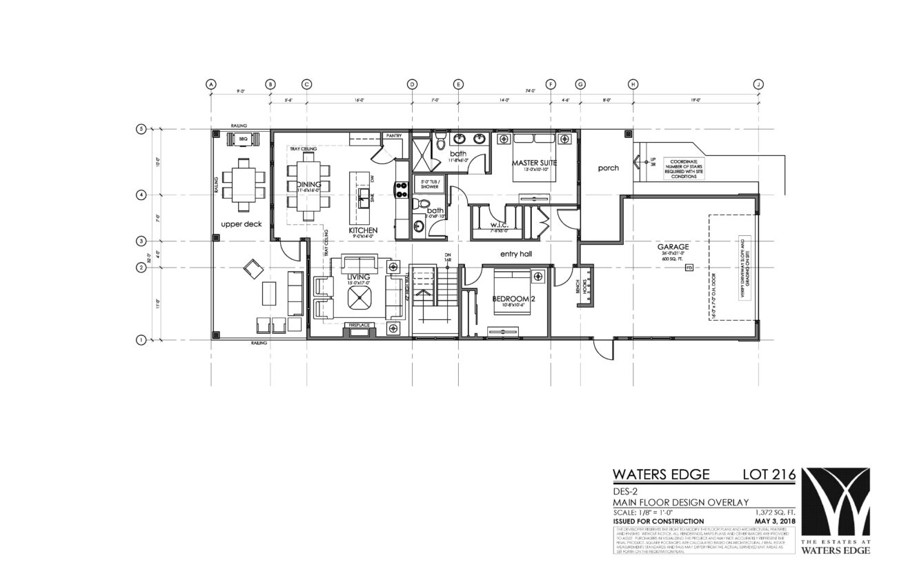 Main Floor | 1372 sq ft