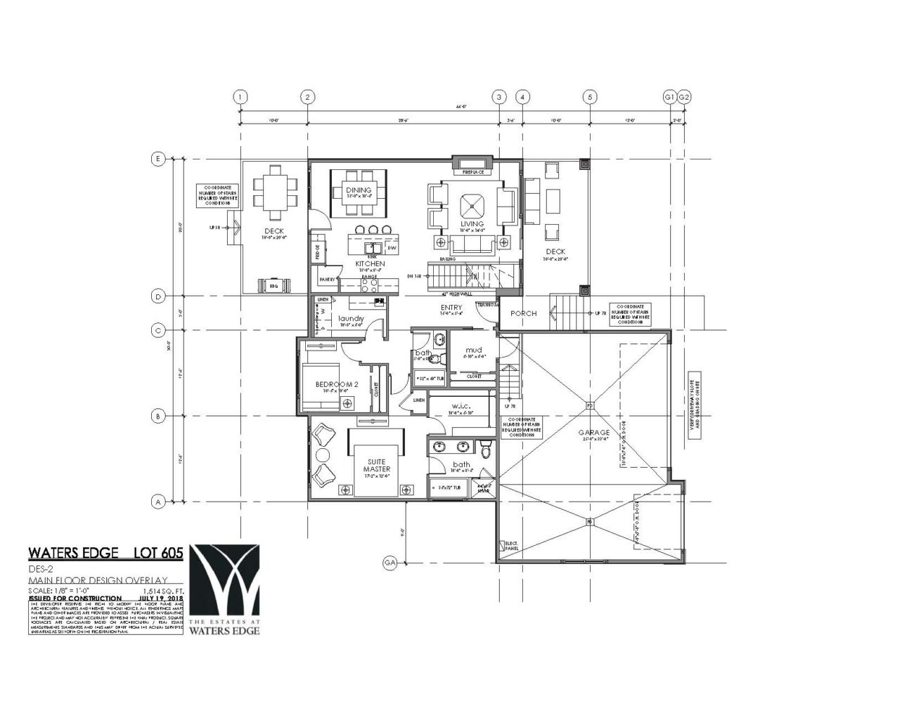 Main Floor | 1514 sq ft